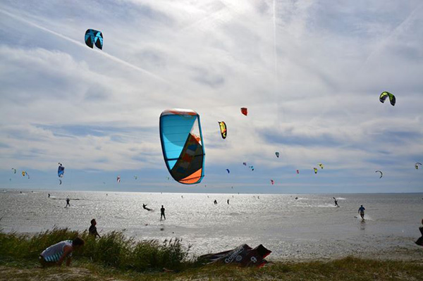 Kitespot Lundåkra