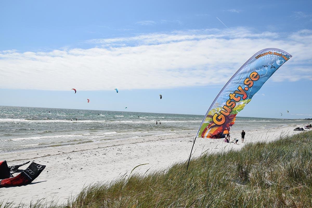 Falsterbo Kitesurfing Spot