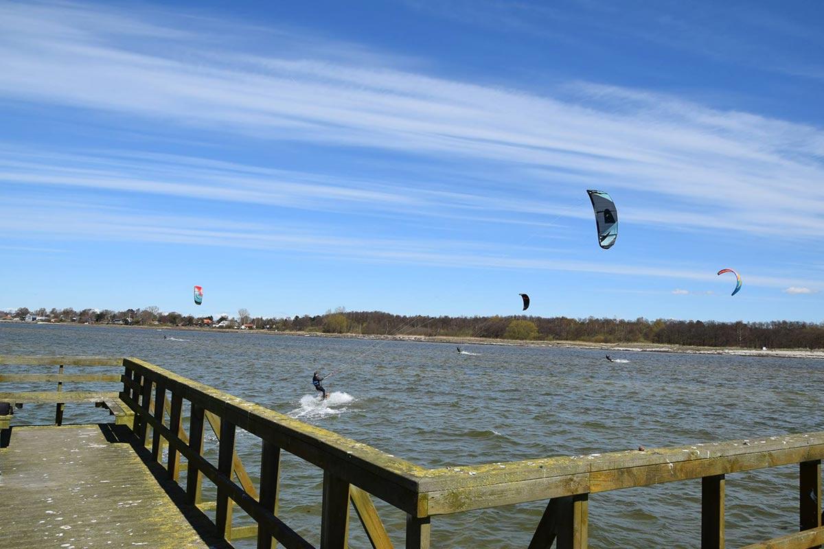 Habo Ljung Kitesurfing