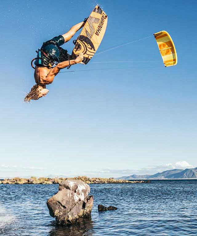 Liam Whaley kitepro