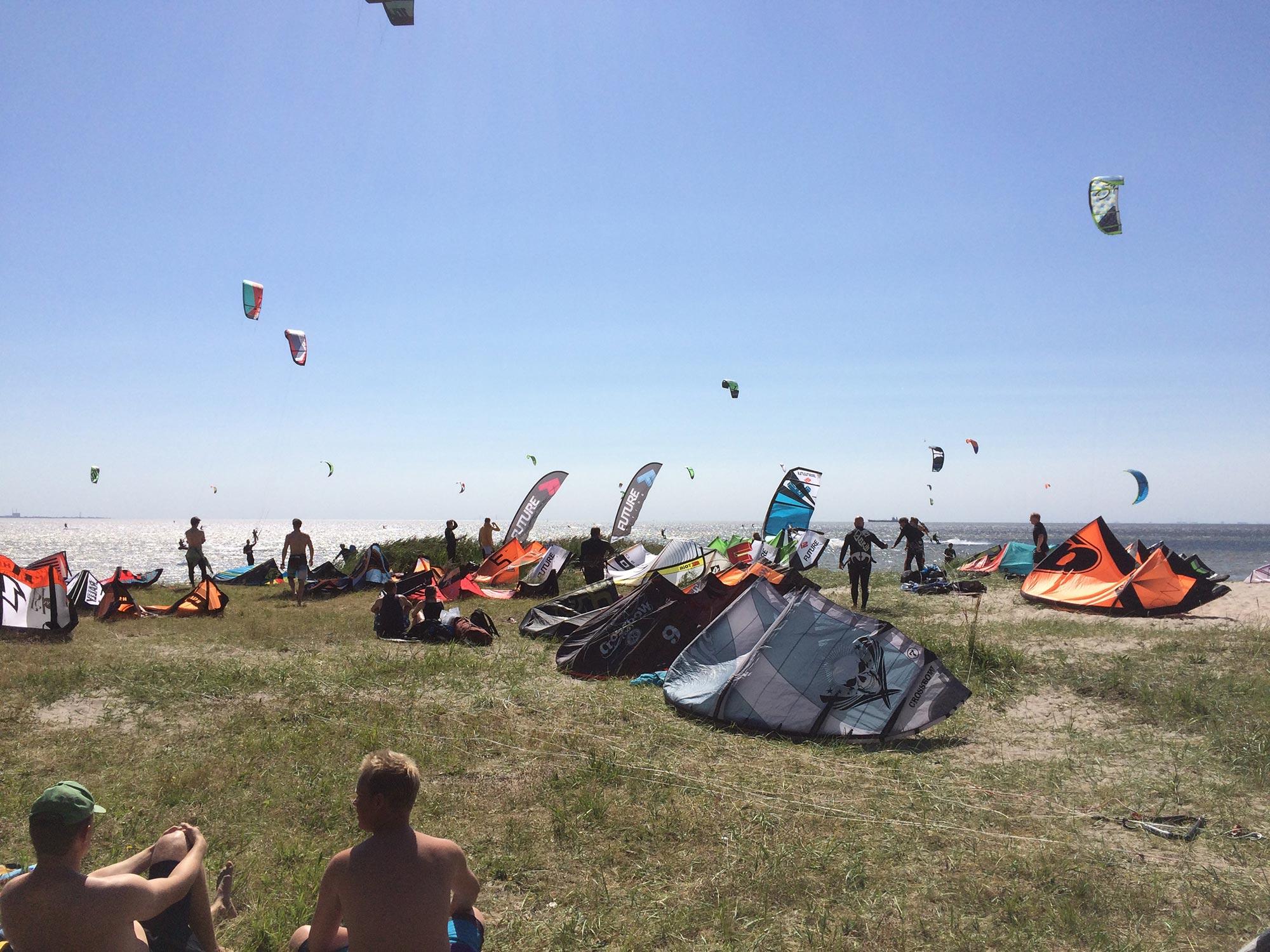Lundåkra kitespot